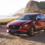 Новые Mazda CX-30 отзывают в России из-за опасной двери багажника